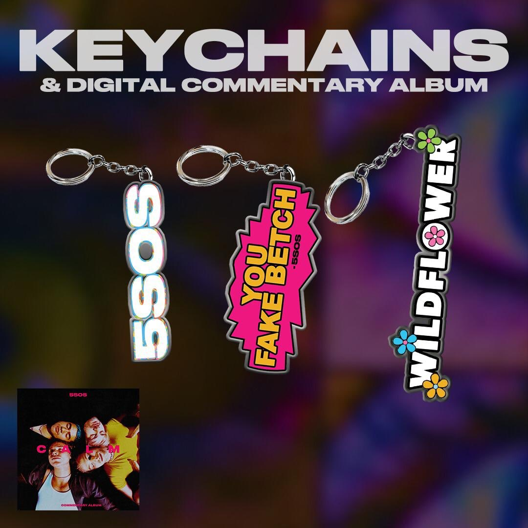 Keychains on sale in the US now //