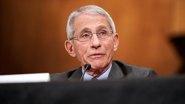 "Fauci on pressure of coronavirus response: ""This is the life I've chosen, and I'm doing it"""