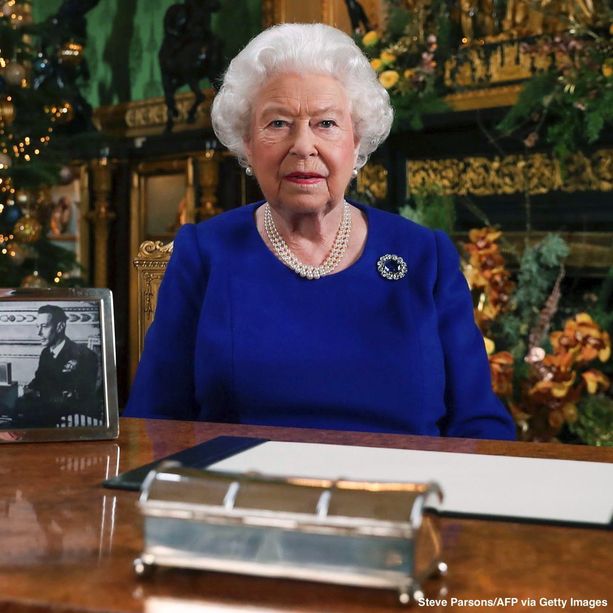 Queen Elizabeth II has recorded a special broadcast to the U.K. The televised address will be broadcast Sunday at 8 p.m. local time.  It will be just the fourth time in the queen's 68-year reign that she has delivered a special address to the nation.