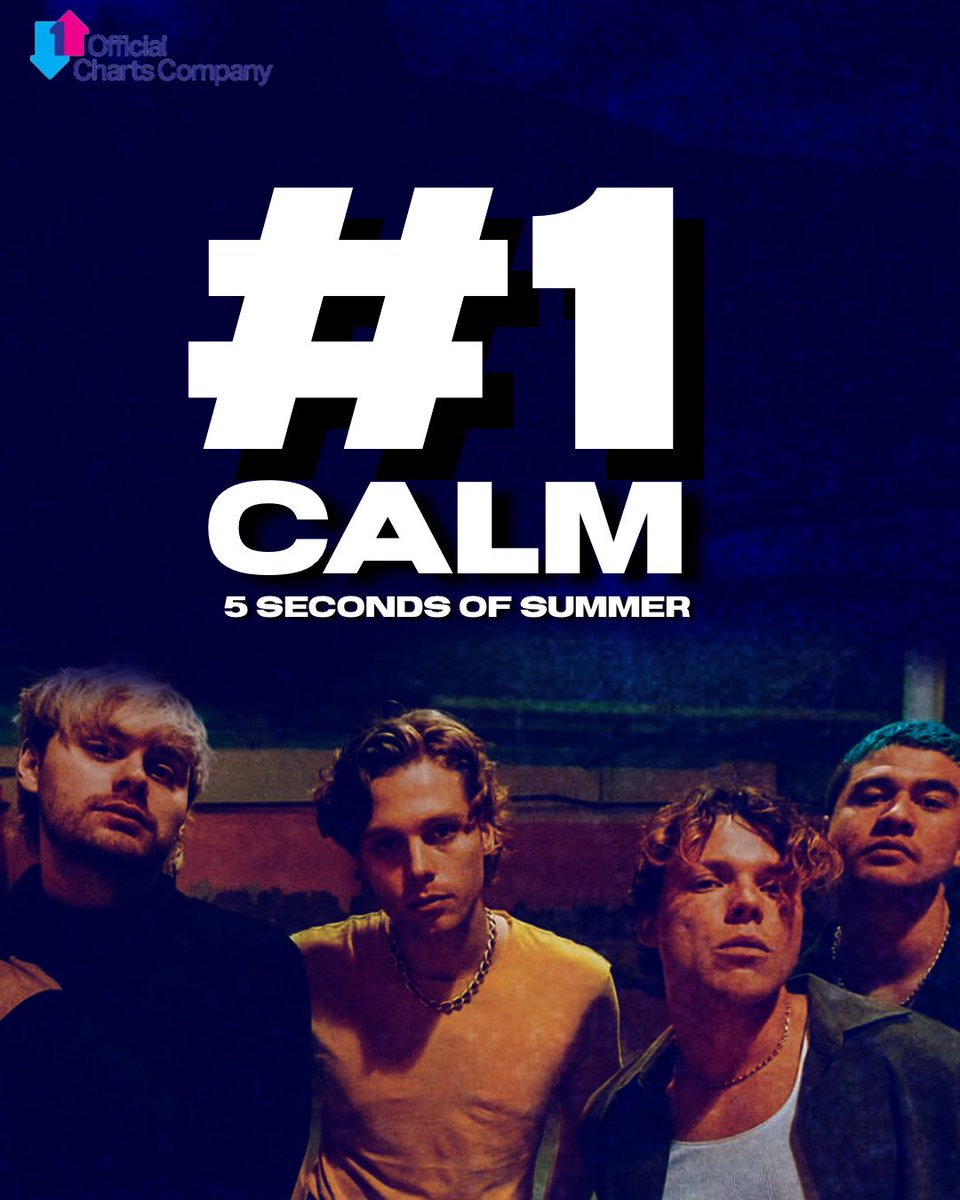 An Australian band called 5 Seconds of Summer's fourth album debuted at #1 in the UK charts & is the most streamed 2n group on Spotify, has 25M monthly listeners and 4 BILLION streams in total. THEY DESERVE THIS #5SOSWORLDDOMINATION
