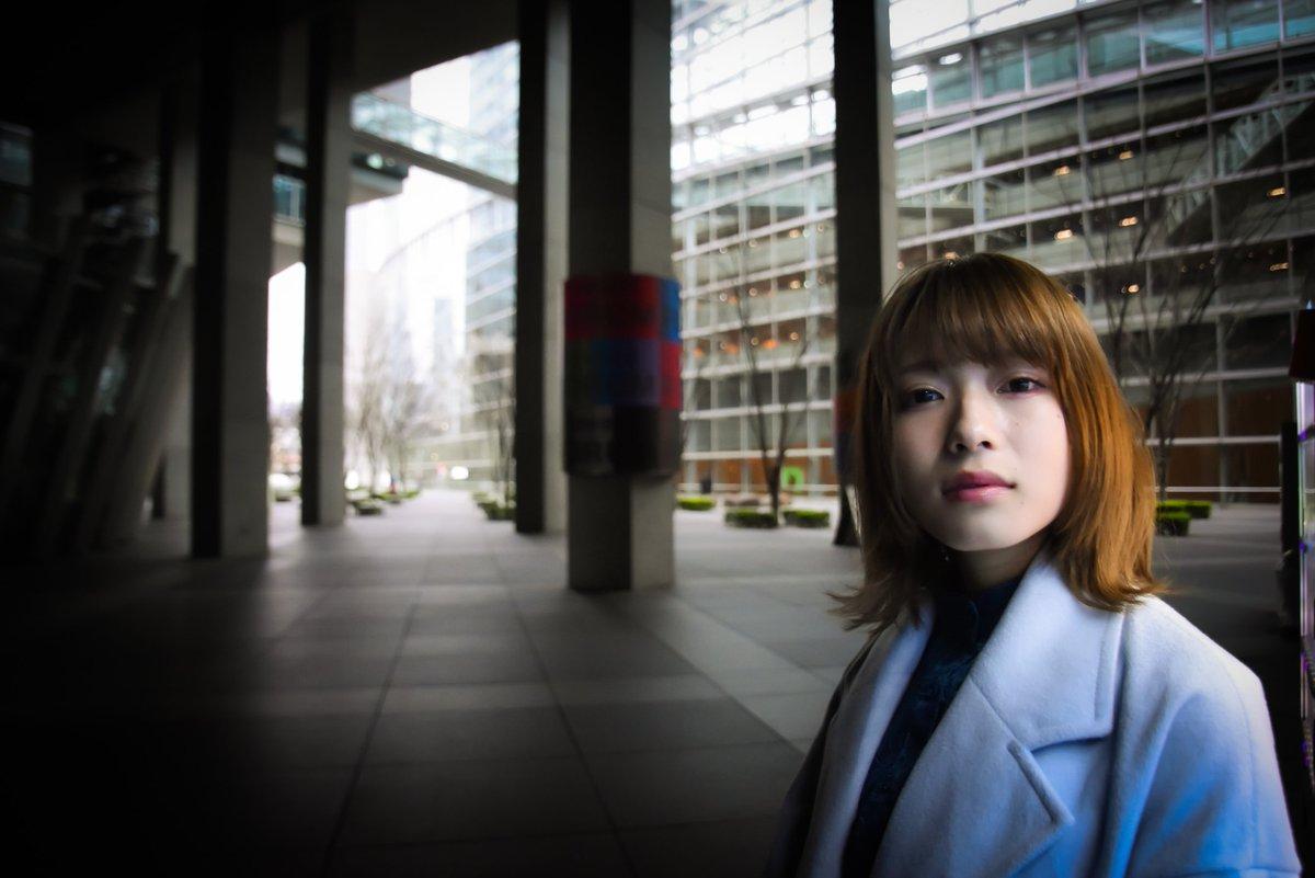 test ツイッターメディア - ファルファーレ撮影会 @ 東京国際フォーラム  さくちゃん。その35。  コントラスト。  #咲良蒼唯 #さくらぶっ https://t.co/gPt4LsKeaz
