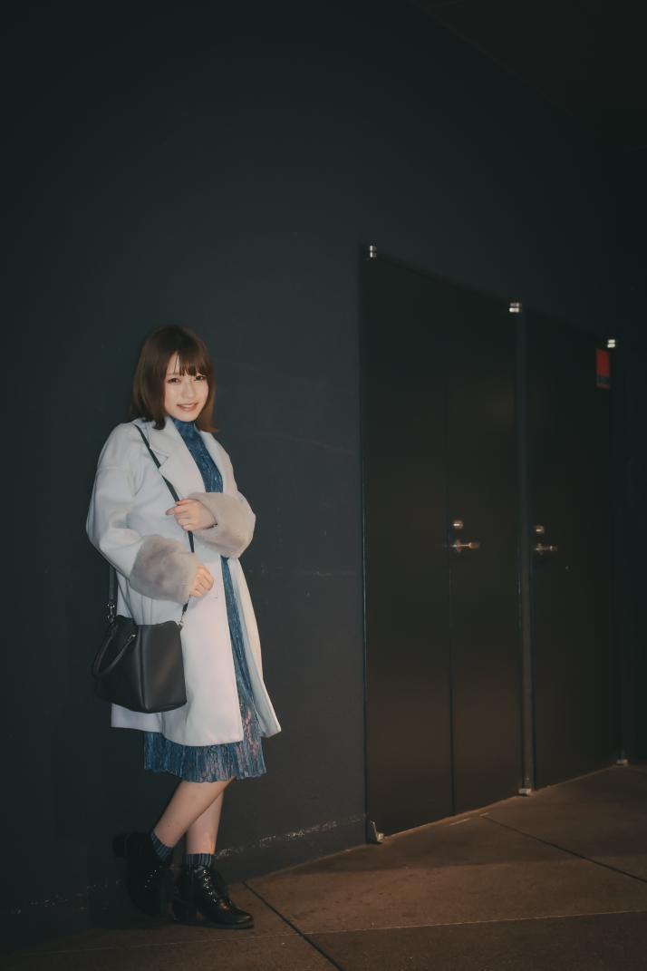 test ツイッターメディア - ファルファーレ撮影会 @ 東京国際フォーラム  さくちゃん。その38。  こういうトーンもかっこいい。  #咲良蒼唯 #さくらぶっ https://t.co/ueMfVYBpvr