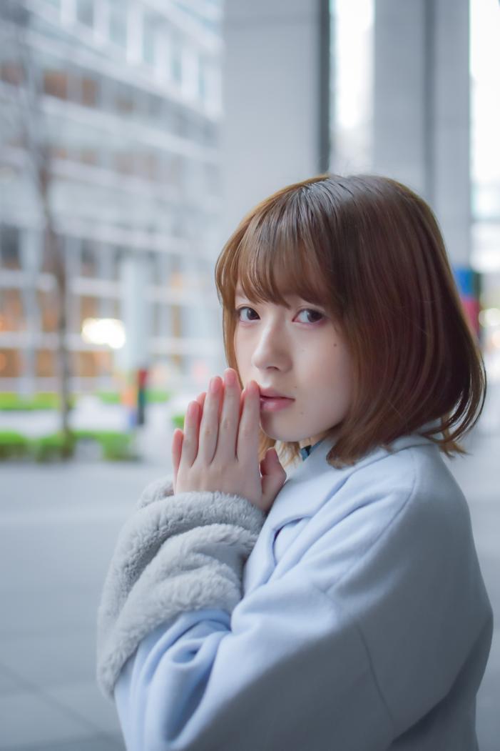 test ツイッターメディア - ファルファーレ撮影会 @ 東京国際フォーラム  さくちゃん。その40。  この1枚目、とても気に入ってます。  #咲良蒼唯 #さくらぶっ https://t.co/zWZNgHDNSL
