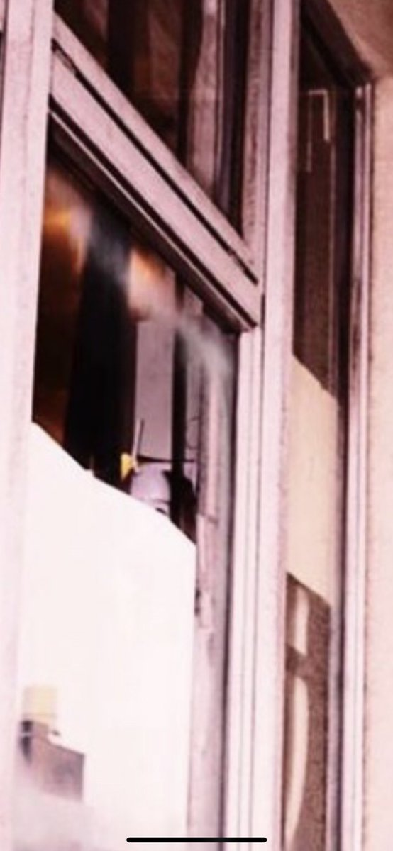 test ツイッターメディア - こ、怖RT @fugashika: 心霊写真みたい🍌 落武者みたいな人の頭と片方の眉毛と目が写ってるようにしか見えない @fromsekaowa https://t.co/9IJxKw96Us