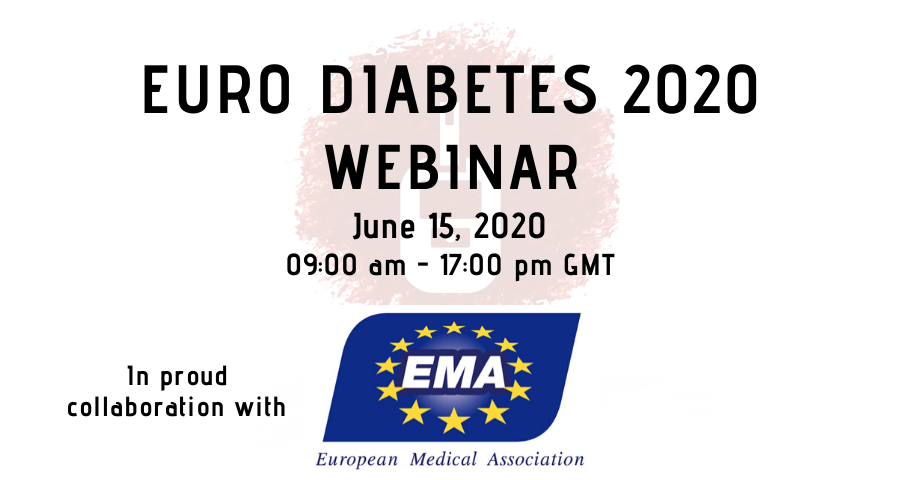 test Twitter Media - EURO DIABETES 2020 WEBINAR BE A SPEAKER! REGISTER TODAY! In collaboration with EMA-European Medical Association Join the experts online https://t.co/xYUuRFfRiP #Diabetes #Healthcare #Diabetologist #Endocrinologist #Endocrine #t1 #t2 #Gestationaldiabetes #DiabetesMellitus #insulin https://t.co/9gtpScbSsm
