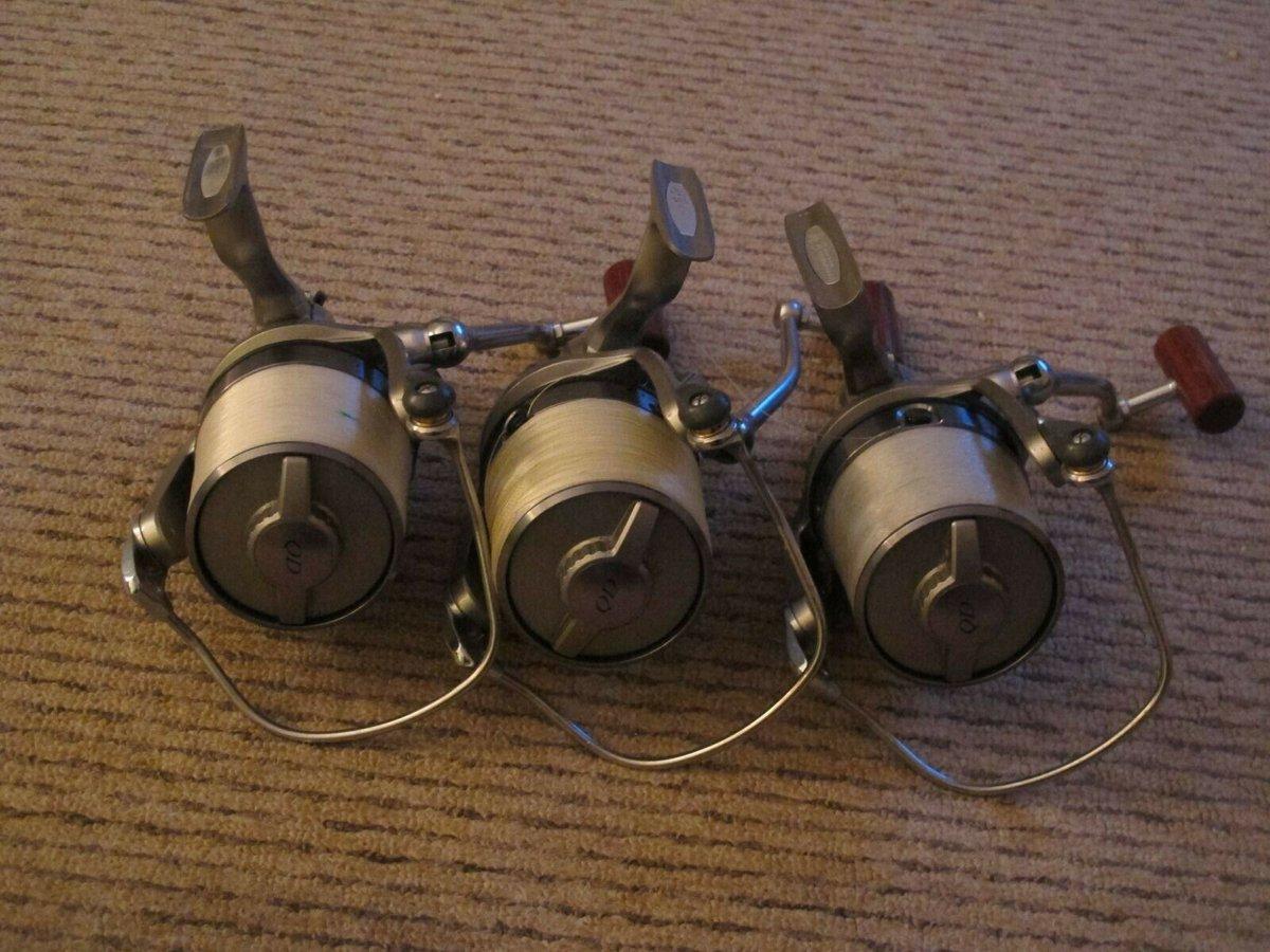 Ad - 3 x Daiwa Basia QD 45 Carp Fishing Reels On eBay here --&<b>Gt;</b>&<b>Gt;</b> https://t.co/UJI