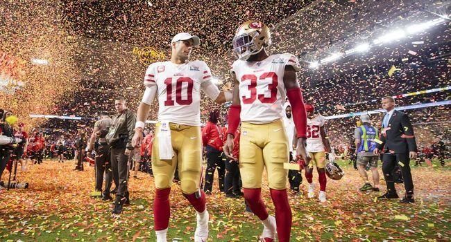 San Francisco 49ers 2020 Win Total- NFL Picks and Predictions  #NFL #NFLPick #FreePick #FreePicks #SportsBetting #ExpertPick #FootballPick #ExpertBettingAdvice #NFLTwitter #49ers #goniners #ninernation #sportsgambling #sportstwitter #sportscenter #espn #bet