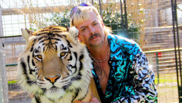 """Joe Exotic from TigerKing says he's done with the """"Carole Baskin saga"""""""