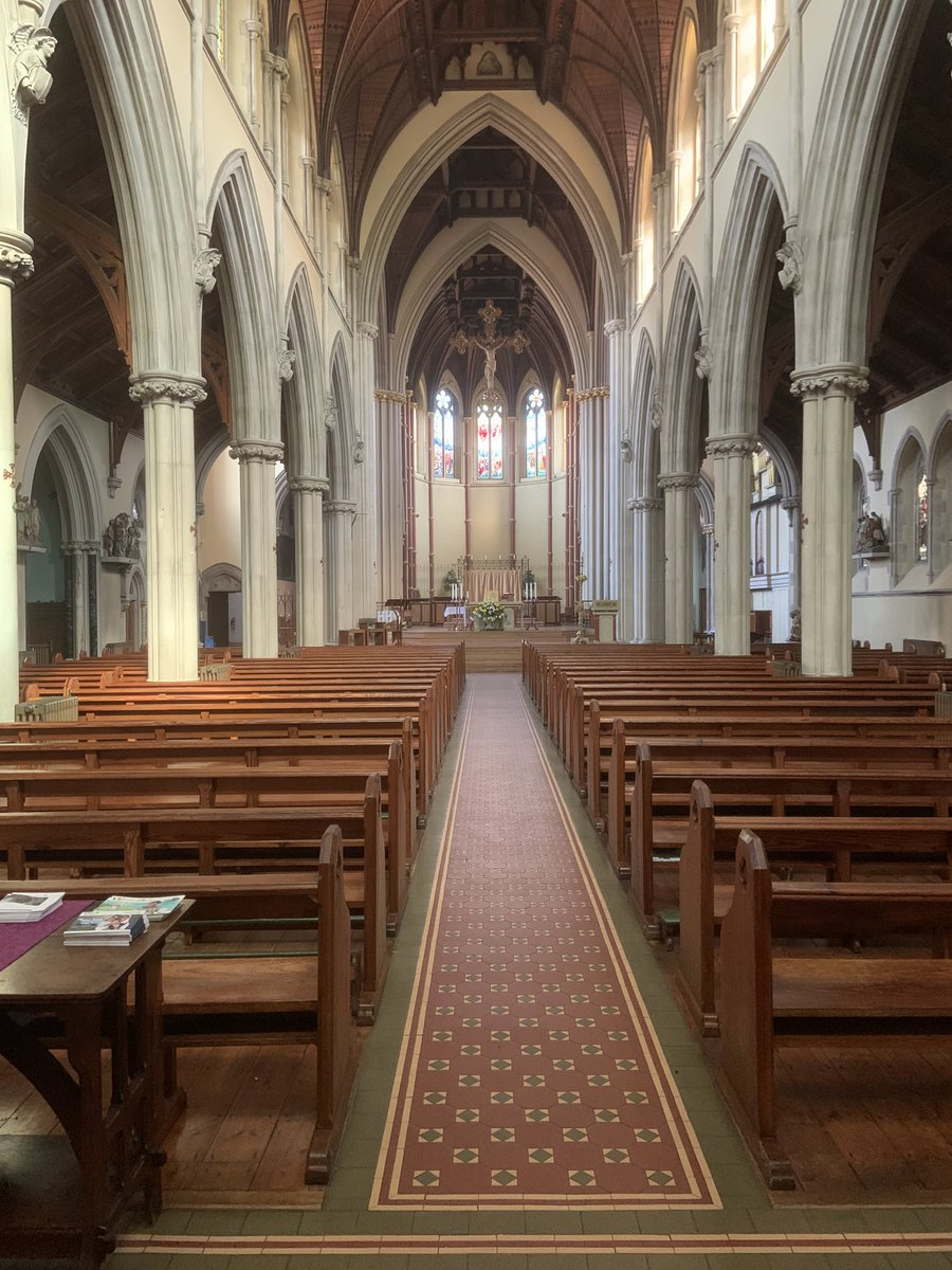 test Twitter Media - On this Divine Mercy Sunday I wonder again about the closure of our churches for private prayer. I know it's an emergency and so temporary measures are needed. But are we reversing the hierarchy of values, putting physical health above spiritual? Let's pray we can reopen soon. https://t.co/ijmLBZNYRK