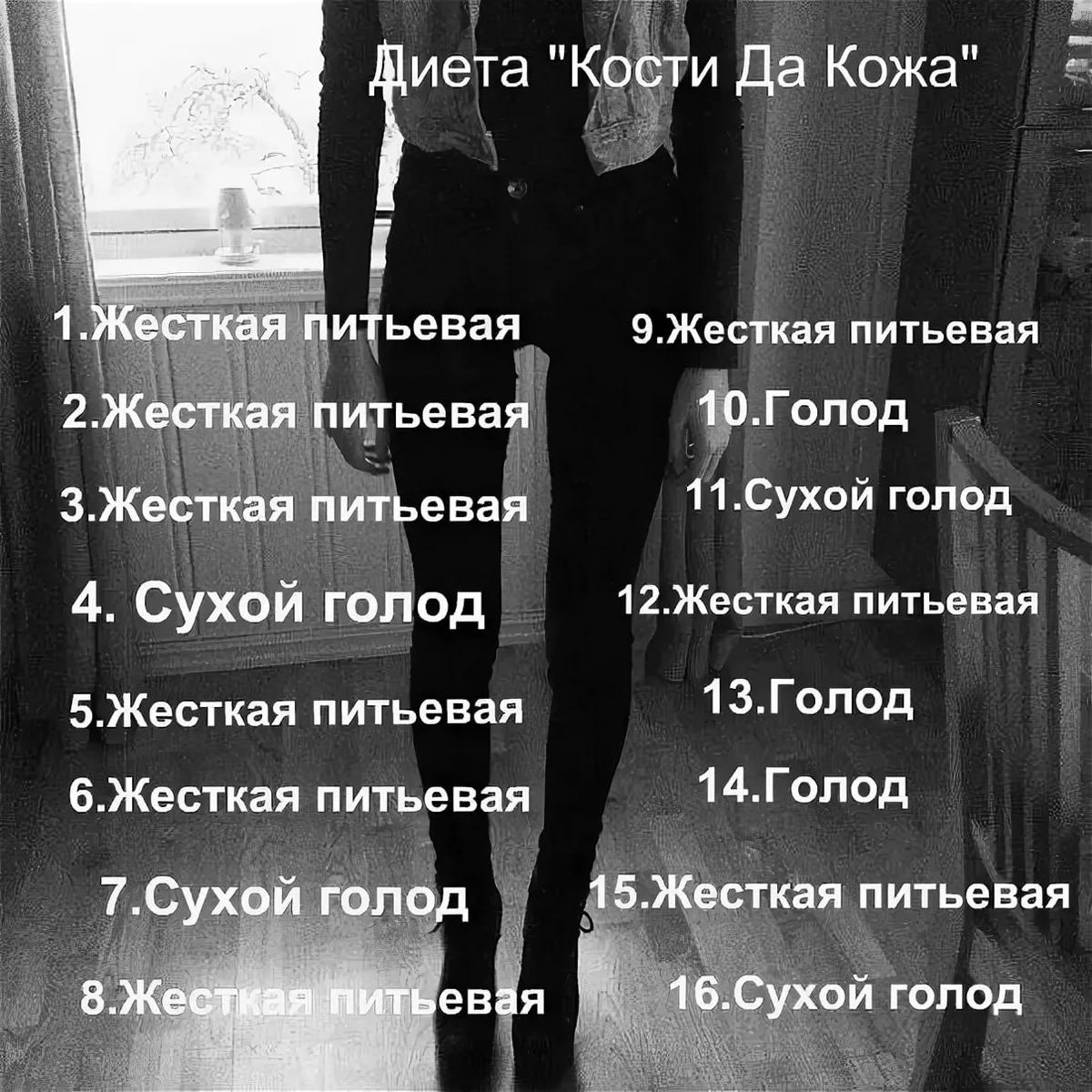 Диета 10 Мотивация