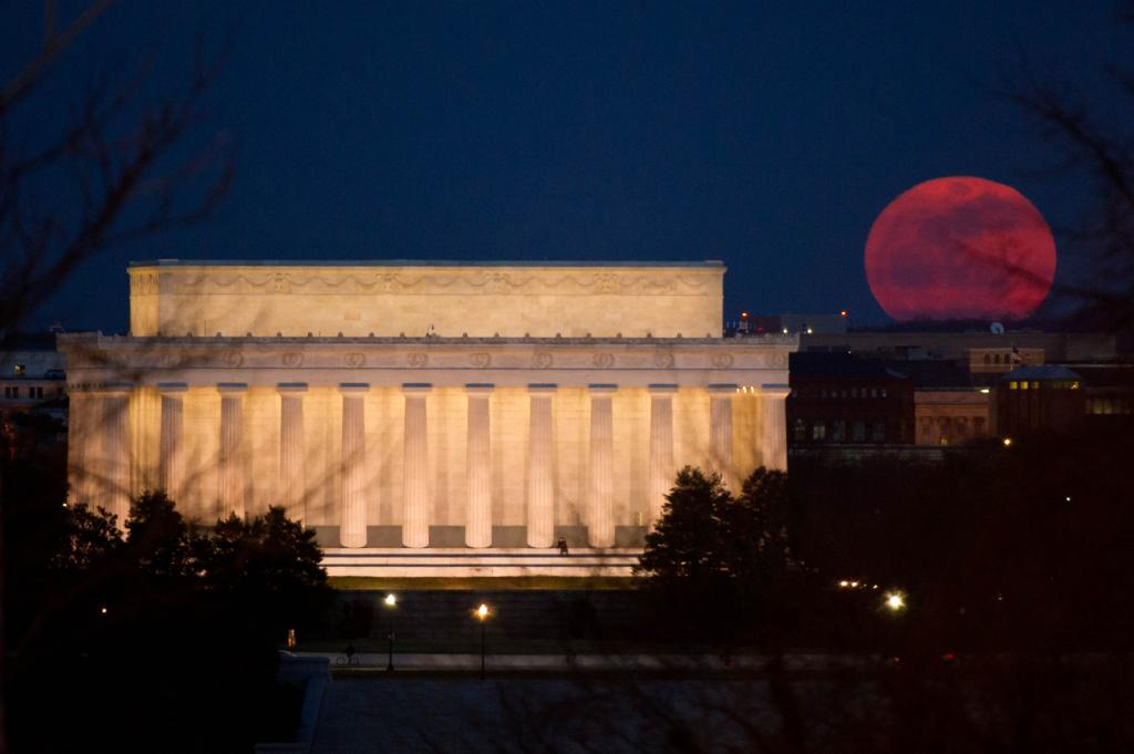 Looking forward to tonight's supermoon? 🌝 What makes it so super in the first place?  A supermoon is a full Moon occurring when the Moon is at its closest point in its orbit around Earth — making it slightly brighter and larger. More Moon facts: