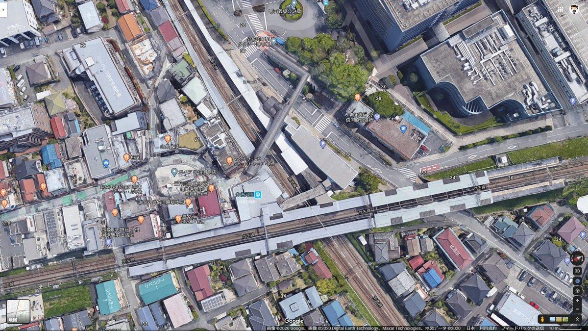 test ツイッターメディア - と言う、 JRと 京王線 に 小田急線の 乗り換えが、 改札口を通れば、 連絡口で、 スムーズに行ける、 https://t.co/mUJOfFQdrL