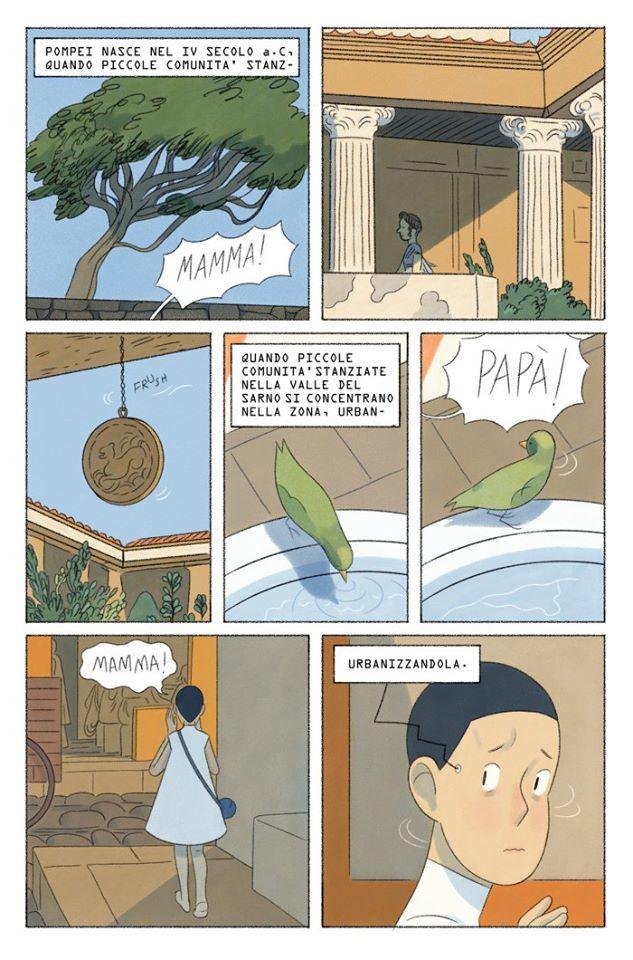 test Twitter Media - Oggi leggi gratis il fumetto Vulcanalia di Bianca Bagnarelli su #Pompei! Online su https://t.co/4DAuUdktwJ. Bianca Bagnarelli si ispira all'antica festa dei Vulcanalia per realizzare una storia a fumetti evocativa e ricca di fascino.  #Fumettineimusei https://t.co/rww1jVw5OP