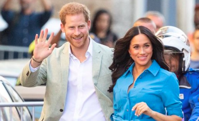 Piers Morgan rips into Meghan and Harry over new project saying public 'give zero f**ks'
