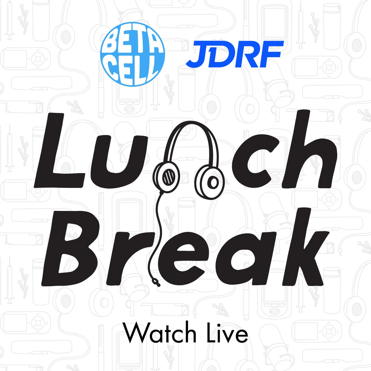 test Twitter Media - Join Beta Cell and @JDRF for 30-minute live video conversations on how people with T1D are coping with being stuck at home.  Airing LIVE on Facebook and Twitch next week (4/13-4/17) at noon PDT.  #diabetes #diabetic #t1d #type1 #type1diabetes https://t.co/tWG7NeQPsl