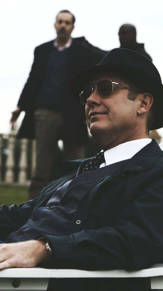 There is nothing that can take the pain away. But eventually you will find a way to live with it. There will be nightmares. And every day when you wake up, it will be the first thing you think about. Until one day, it will be the second thing.  - Raymond Reddington