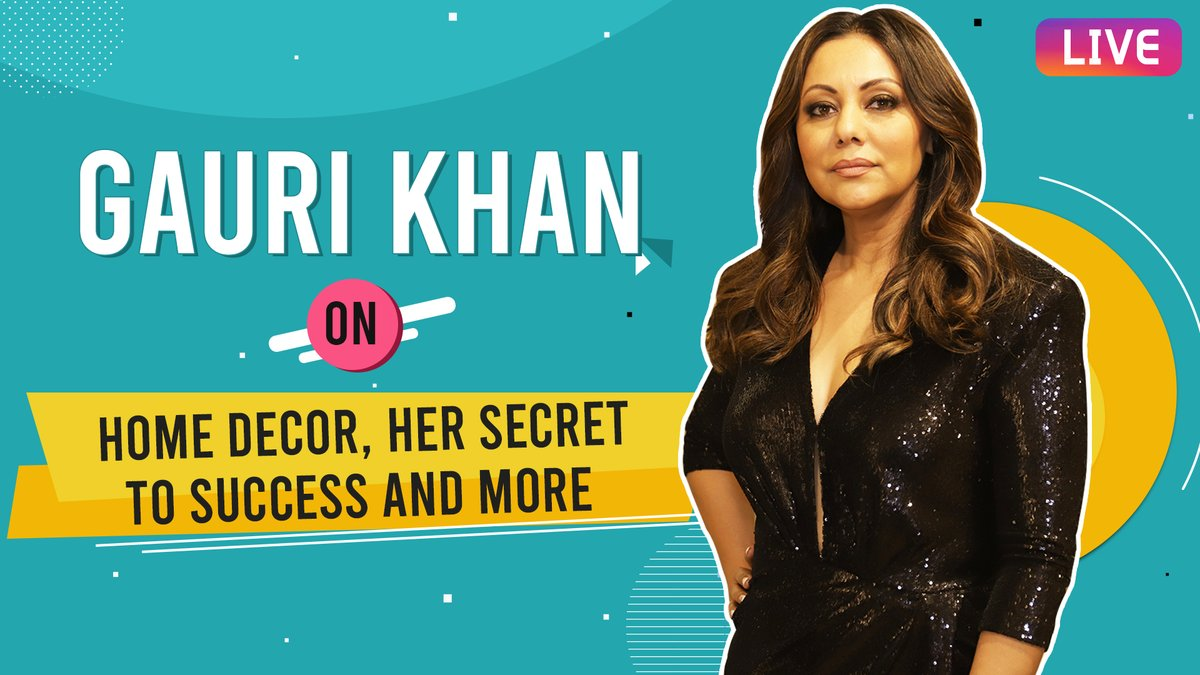 Gauri Khan answered some tricky questions on home decor, future goals and more 😍 @gaurikhan  Watch Now!