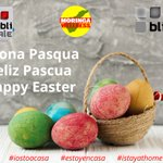 Buona Pasqua, Feliz Pascua, Happy Easter #iostoacasa #estoyencasa #istayathome https://t.co/EEQi9pLAyc