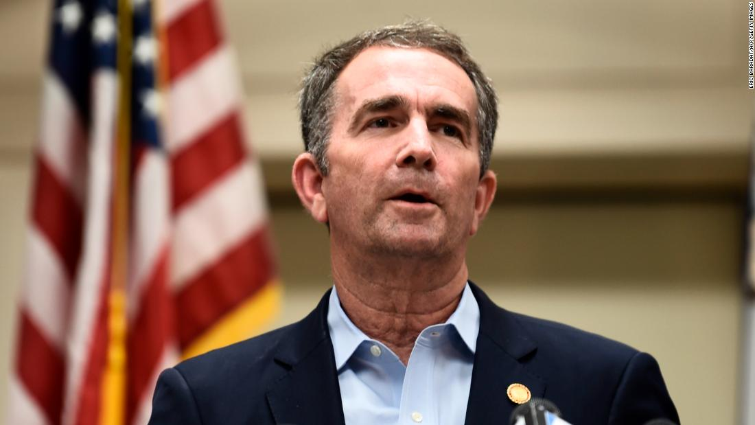 Virginia Gov. Ralph Northam makes Election Day a holiday and expands early voting