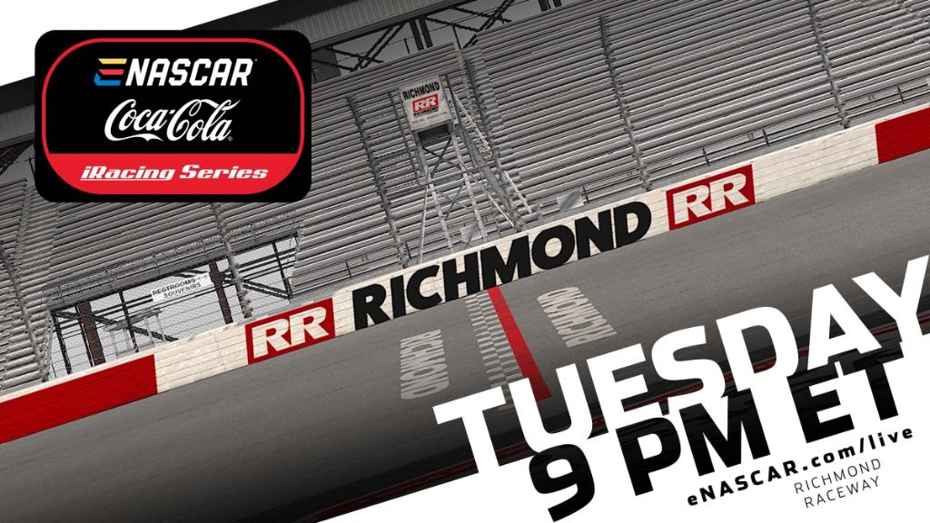 Midweek iRacing is coming back to your computer screen!   Tune into the Coca-Cola iRacing Series on Tuesday at 9 PM ET!