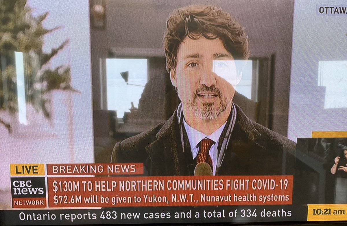 test Twitter Media - More money for #Nunavut to help with impacts of #COVID19 including $72.6M to be given to 3 territories to bolster health systems https://t.co/8RwpUtVinb