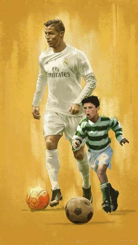 CR7 -Cristiano Ronaldo - cover