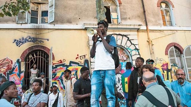 #Marseille : Des #migrants montent une association pour dénoncer les violations de leurs droits  via @f_desouche