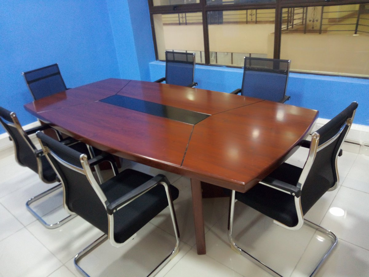 RT @DoncarlosRussi2: #2.4M boardroom/Conferenc table available ✔Call,...