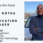 Please join us in welcoming Samuel Rotua as our new Communication Manager. #volunteer https://t.co/i0BI7UN18h