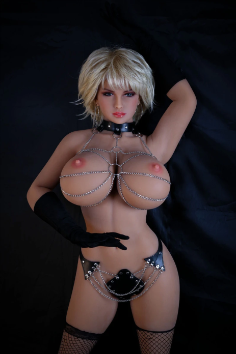 """170cm Clara is a big boom sex doll. she is hot, sexual. she works in a bar as a pole dancer. the man fascinated her dancing. she also enjoy that.  """"I can look so much more sex, alive and vibrant; you'll love what I can do. Now come join me under the blanket....."""