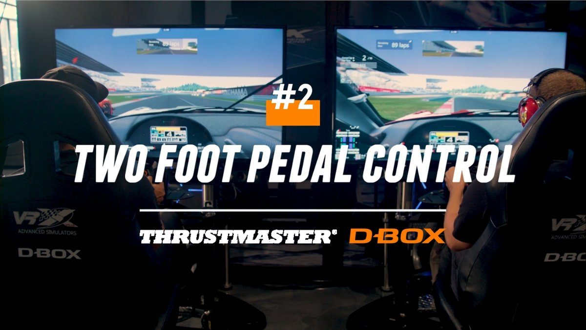 test Twitter Media - Let the Experts at @Thrustmaster help you set a faster time by teaching you the crucial concept of Left foot braking ➡️ https://t.co/0yHZa7dnfA https://t.co/Ulv66qHJNp