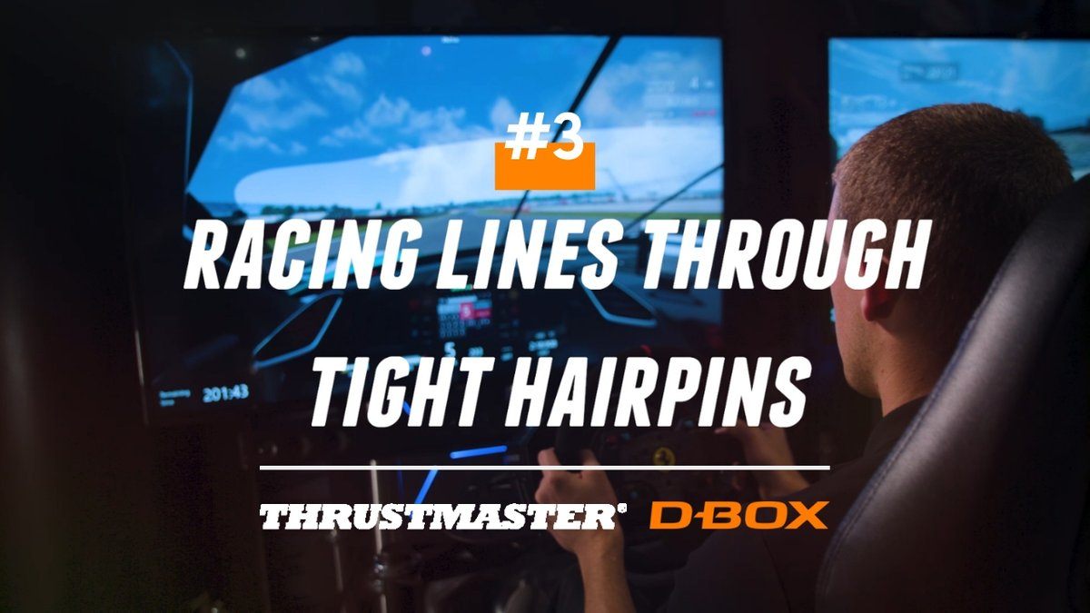 test Twitter Media - One of the distinctive characteristics of the circuit #GillesVilleneuve is its famous #hairpin turn!   Let the pros at @thrustmaster show you how to handle it.➡️ https://t.co/EU4kBCtjmc https://t.co/RzyBrcJnqt