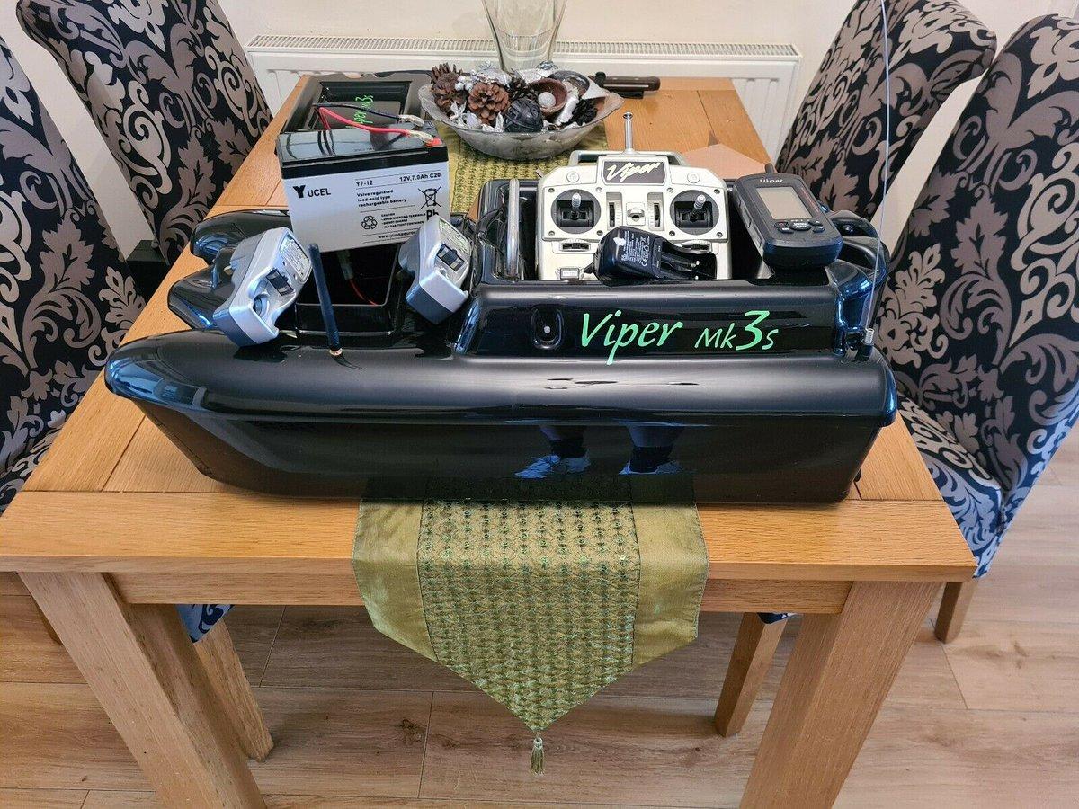 Ad - Viper Mk3s bait boat with fish <b>Find</b>er On eBay here -->> https://t.co/0sHHBhLblh  #