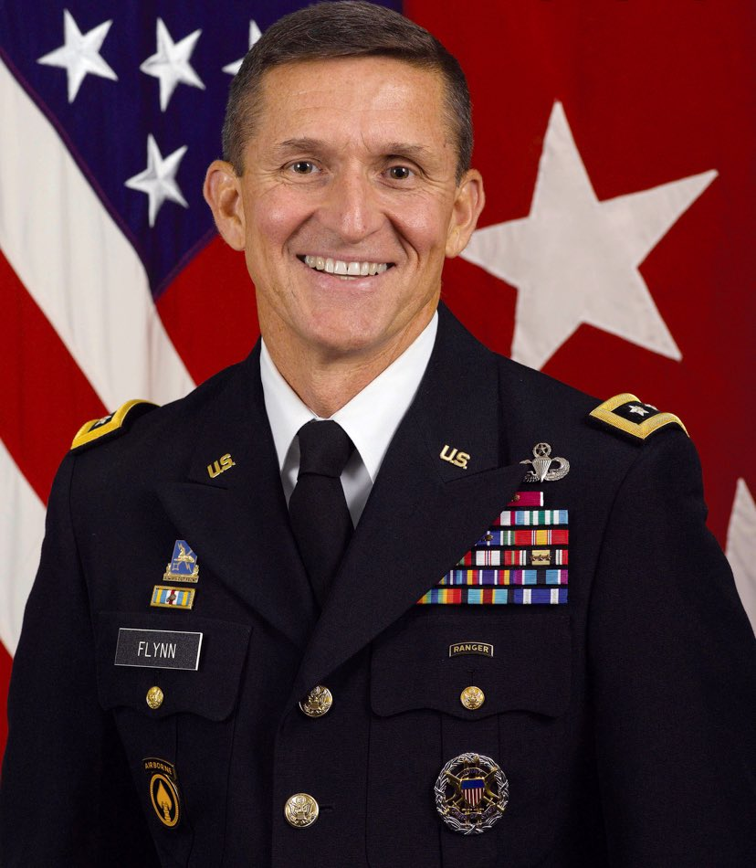 Let me be the first to fully endorse distinguished patriot and three star decorated General Flynn for the position for FBI Director in Trump's second term