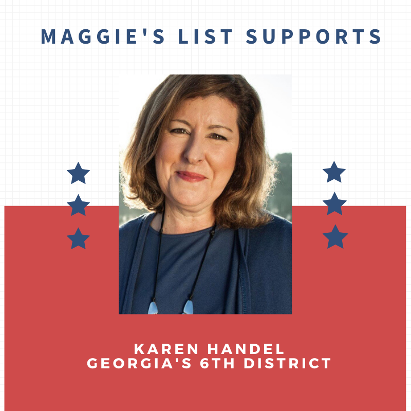 @karenhandel was Georgia's first Republican woman ever elected to Congress. She quickly distinguished herself as one of the hardest working members of the House, serving on the Judiciary and the Education & Workforce Committees, as well as the bicameral Joint Economic Committee.