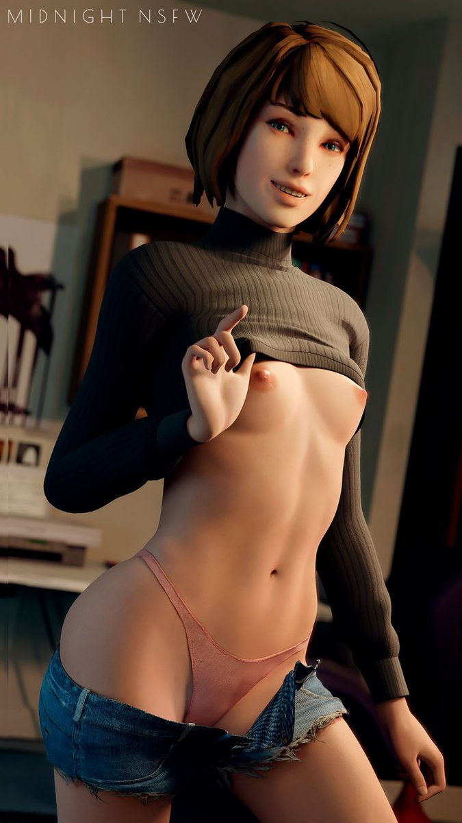 4K  without watermark on my Patreon:   Models by @mag_mallow & @isj819  #LifeIsStrange #MaxCaulfield  #nsfw #r34 #rule34