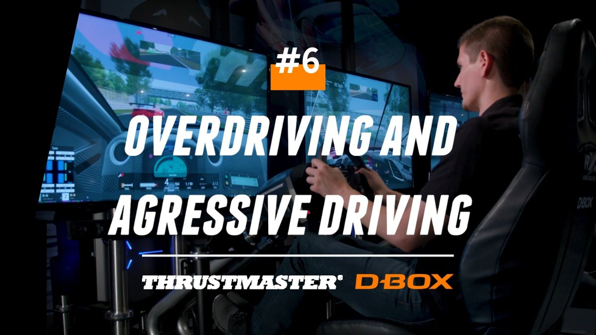 test Twitter Media - One of the most common mistakes of beginners is trying to fast lap time. Overdriving can be dealt with by following these tips, thanks to @thrustmaster ⏩ https://t.co/4nTVk7gGF5 https://t.co/Oo3vED1qgQ