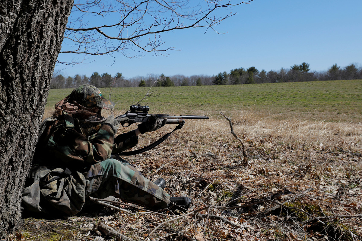 Americans turn to hunting amid fears of coronavirus food shortages