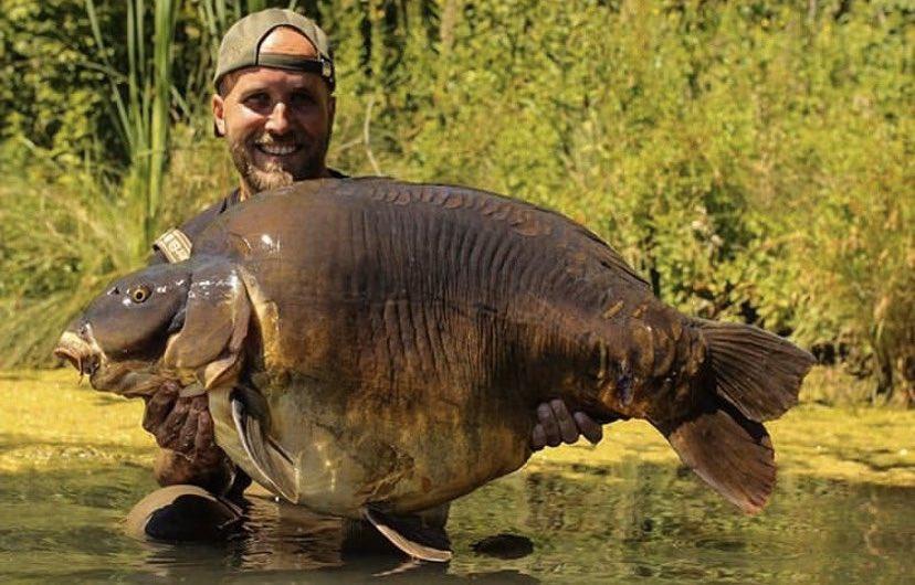 Big <b>Shout</b> to Sean Kelly for this MEGA mirror!!! 💪🏻🎣  @TheCARPbible   #Carp #CarpFish