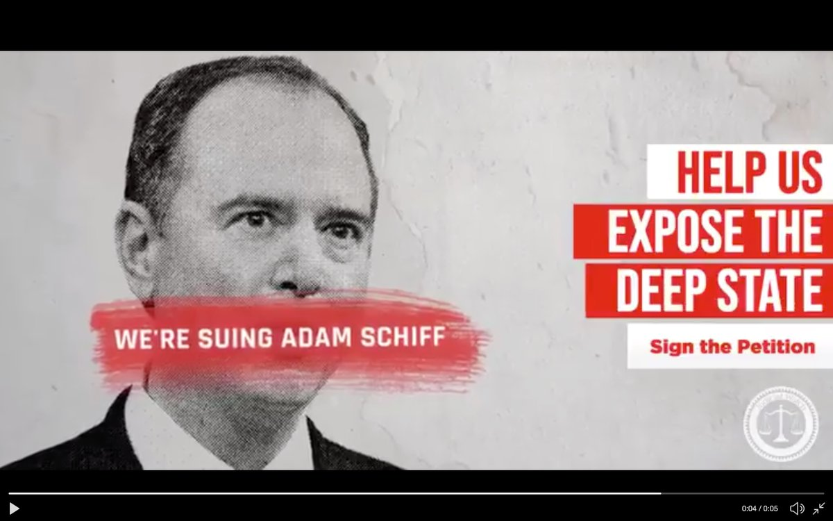 Judicial Watch is in federal court trying to uncover the controversial secret subpoenas issued by Rep. #AdamSchiff & the House Intel Committee for phone records, including those of Rudy Giuliani, @realDonaldTrump's lawyer. Sign now to show your support:
