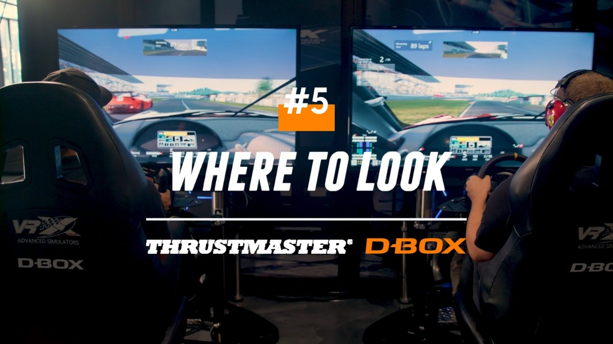 test Twitter Media - Planning ahead is crucial. Don't miss this week's video, about the importance of looking far ahead on the racetrack.  https://t.co/bbLdI80cpM //  La planification,c'est crucial. Ne manquez pas la vidéo de cette semaine avec les experts de @thrustmaster! https://t.co/bbLdI80cpM https://t.co/yVzXVbKVTa