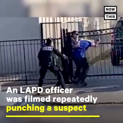 There's No excuse for this type of brutality! We have to hold police officers accountable!  #EndPoliceBrutality
