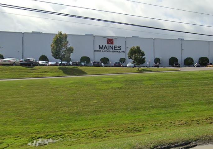 JUST IN:  According to a Maines Paper & Food Service company email acquired by 12 News, Lineage Logistics, a warehouse and food supply company, is set to acquire assets of Maines the next several days.