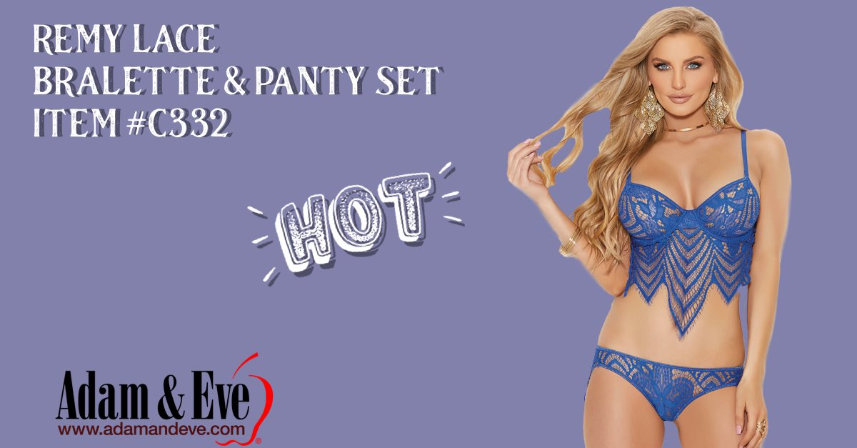 Need some new #lingerie? #therealadamandeve #adamandeve