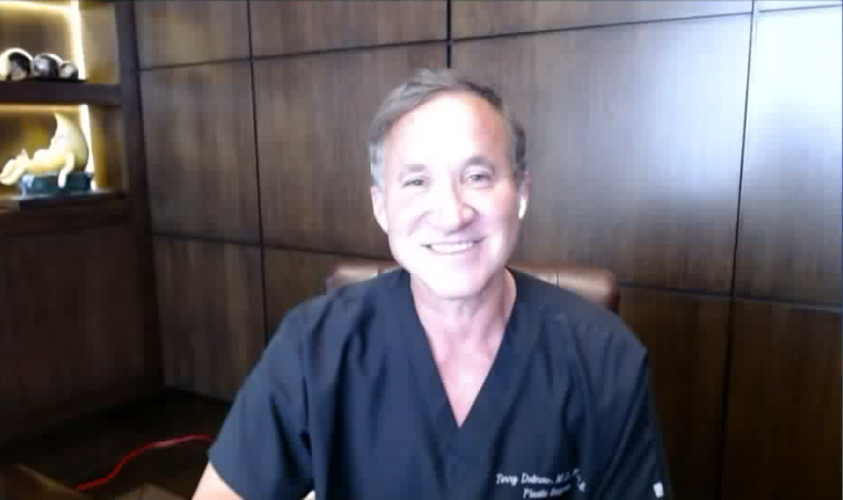 .@DrDubrow gives advice for anyone considering plastic surgery, #botched @BotchedTV plus shares when he will be able to resume his practice @SamOnTV @eentertainment