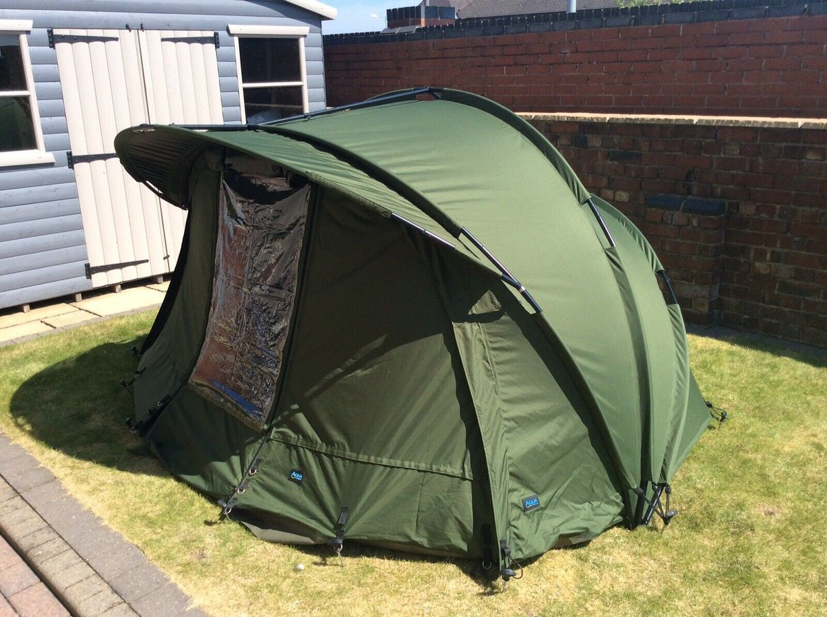 Ad - Aqua M3 Duo 2 Man Bivvy On eBay here -->> https://t.co/L7Quusllp9  #carpfishing https://t