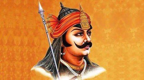 शौर्य और वीरता के प्रतीक महाराणा प्रताप जी की जयंती पर शत-शत नमन।  #महाराणा_प्रताप_जयंती