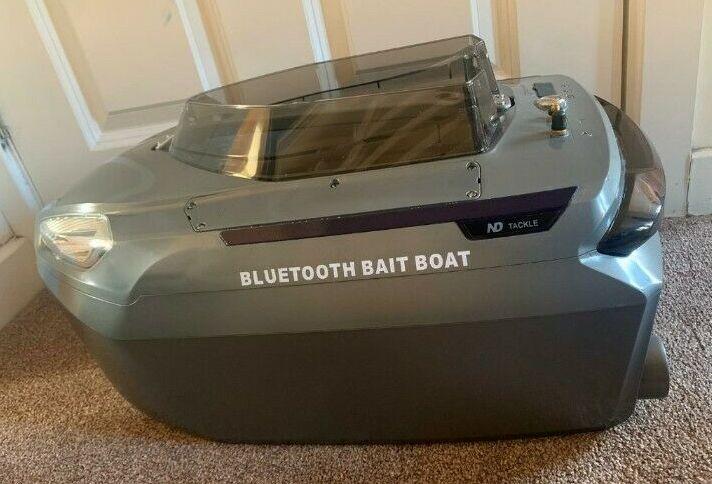 Ad - ND Tackle RC GPS Autopilot Bait Boat  On eBay here -->> https://t.co/pmYZnK69Fd  #carpfis