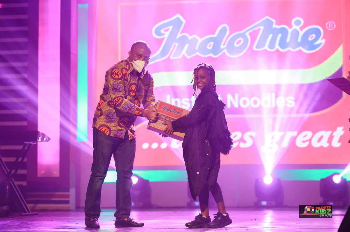 Congratulations @Stonegal2 for winning the Star Performer for the week. Well deserved. #TV3TalentedKids
