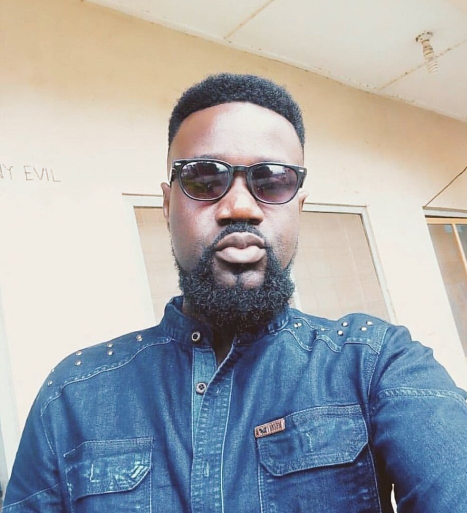 Which one is Sarkodie?